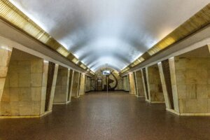 Система пожежної сигналізації на ст. метро Політехнічний інститут