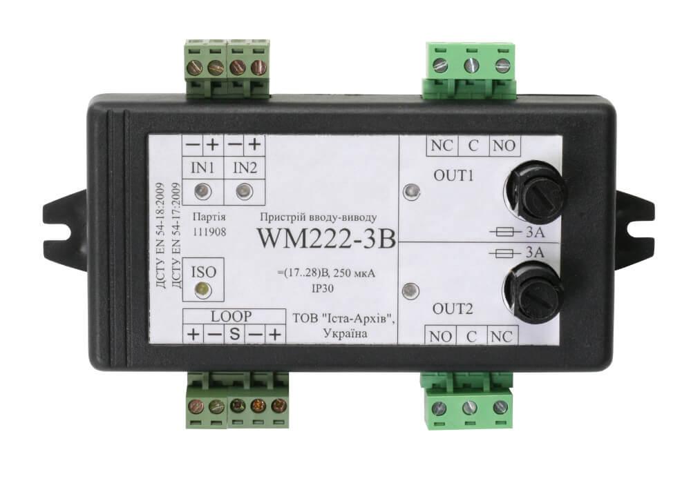 Устройство ввода-вывода адресное WM222-3B