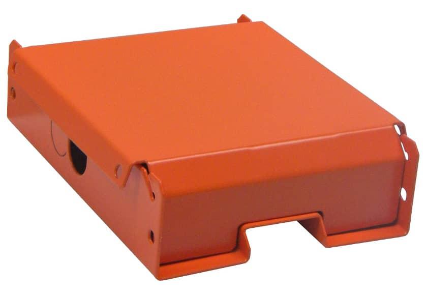 Коробка розподільча вогнетривка БКП-1 металевий корпус
