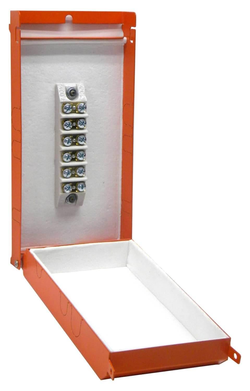Коробка розподільна вогнетривка БКП-2-Б2-16 - ista.ua