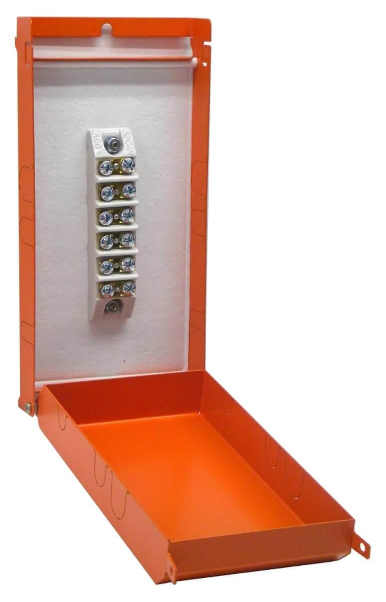 Коробка розподільча вогнестійка БКП-2-Б3-16