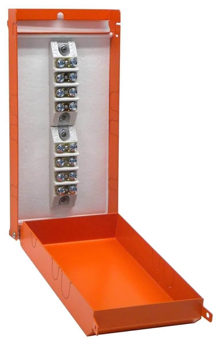 Коробка розподільча вогнестійка БКП-2-Б3-18