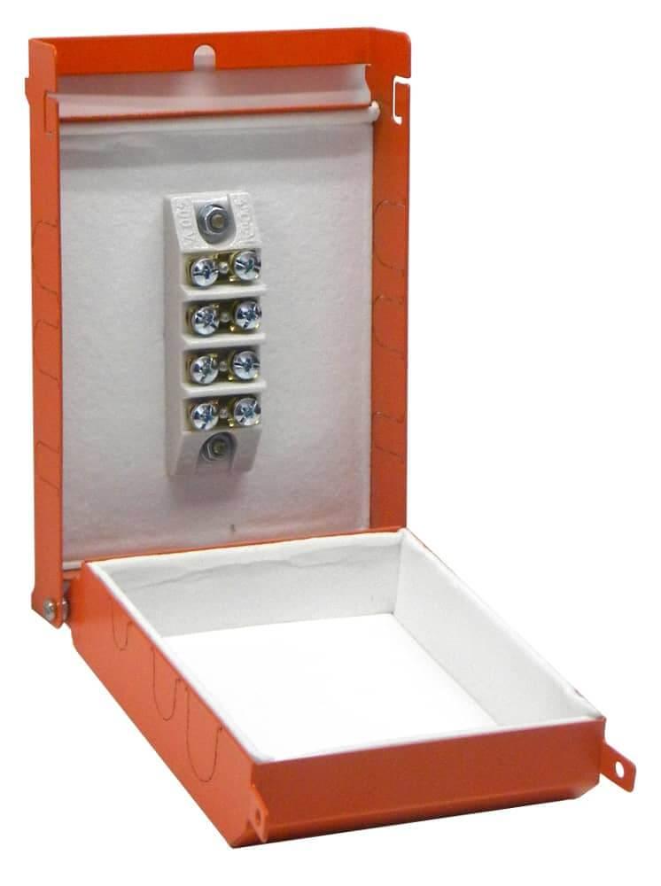 Коробка розподільча вогнестійка БКП-2-М2-14