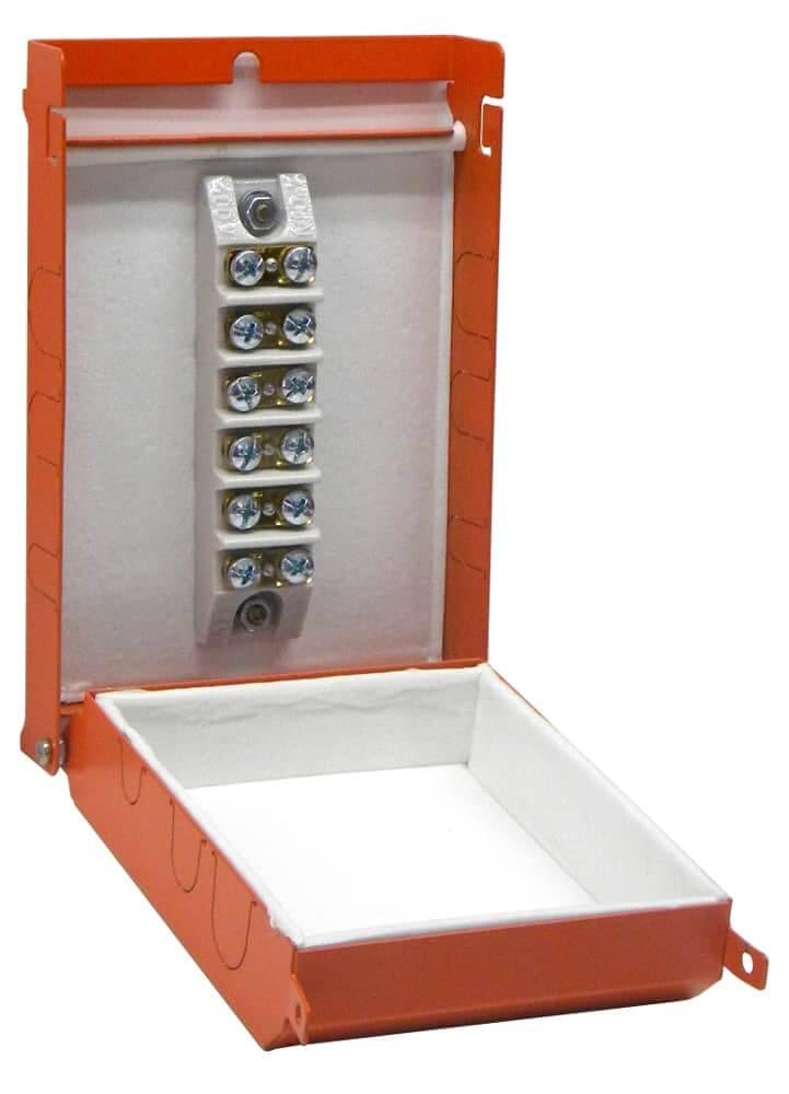 Коробка розподільча вогнестійка БКП-2-М2-16
