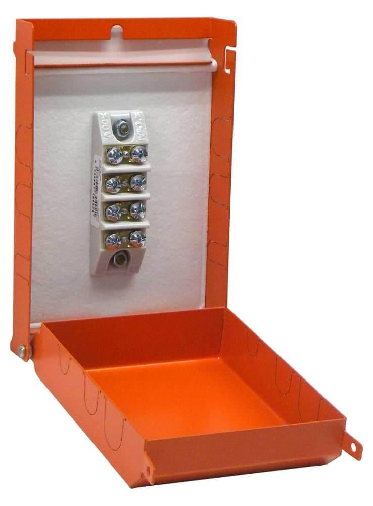 Коробка розподільча вогнестійка БКП-2-М3-14