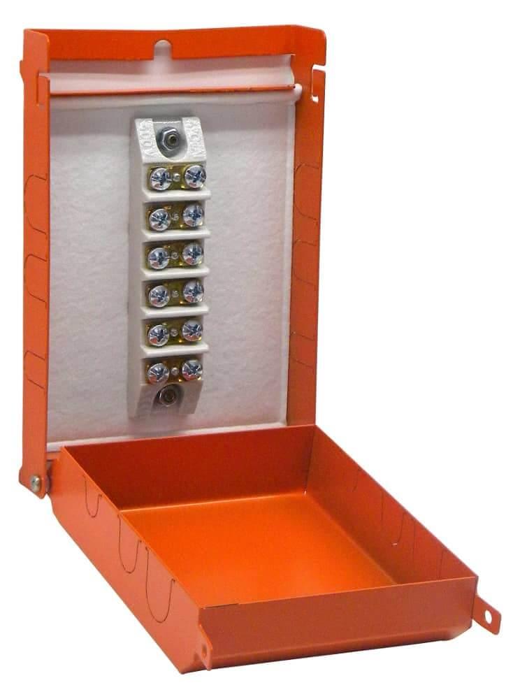 Коробка розподільча вогнестійка БКП-2-М3-16