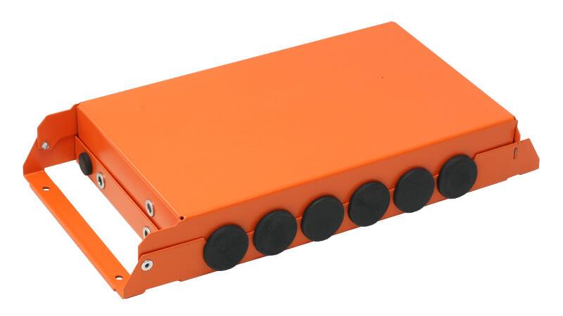 Коробка розподільча (монтажна) вогнестійка БКП-3