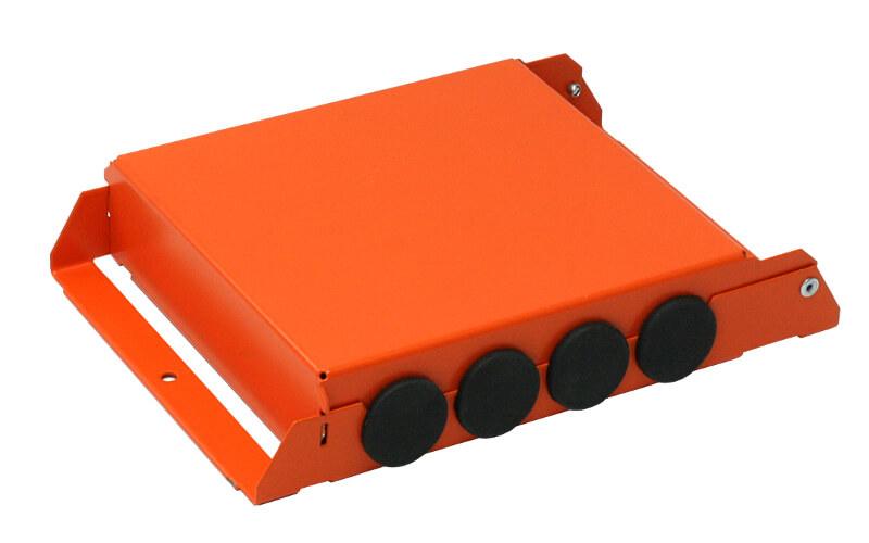 Коробка розподільча монтажна вогнестійка БКП-3