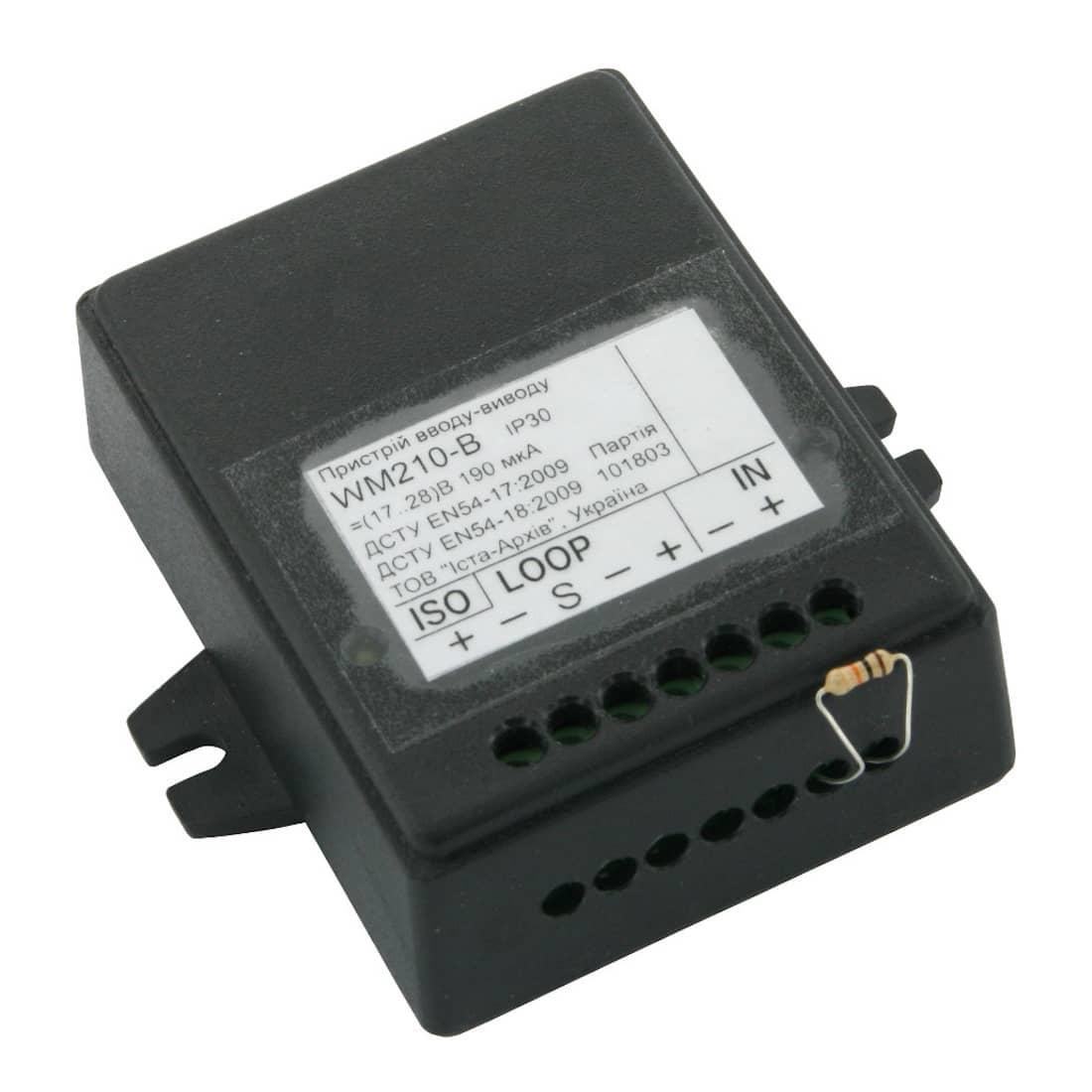 Пристрій вводу-виводу адресний WM210B