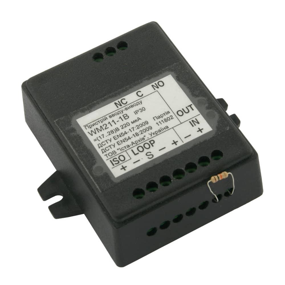 Пристрій вводу-виводу адресний WM211-1B у корпусі
