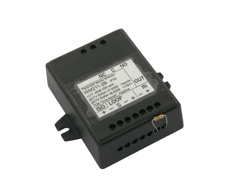 WM211-3B Addressable Input-Output Module