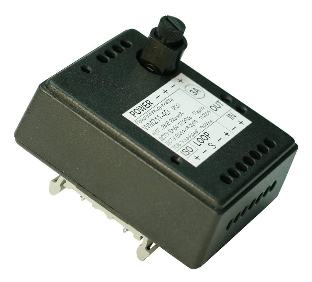 Пристрій вводу-виводу адресний WM211-4D