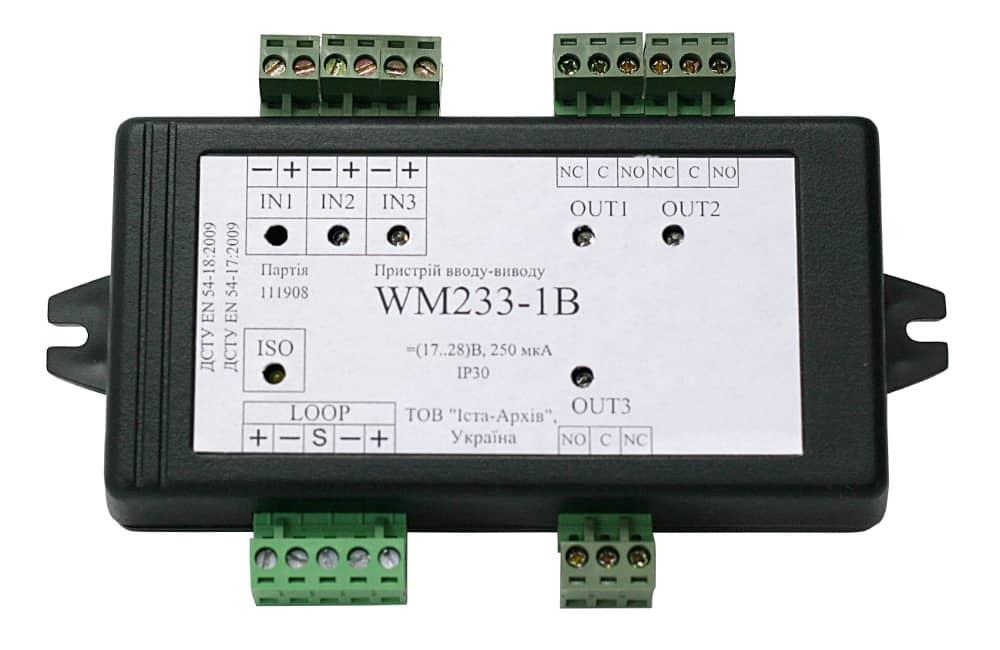 Устройство ввода-вывода адресное WM233-1B