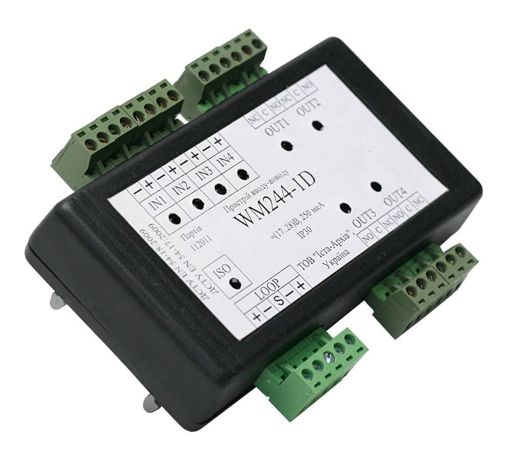 Пристрій вводу-виводу адресний WM244-1D