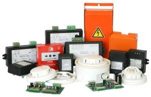 Разработка и производство элементов систем противопожарной сигнализации