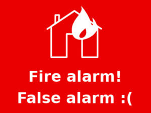 False Alarms in Automatic Fire Detection and Fire Alarm Systems